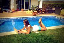 Сёрфинг + Йога в Португалии!!!