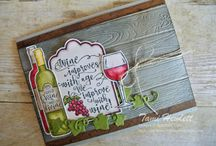 Creating with Stampin' Blends