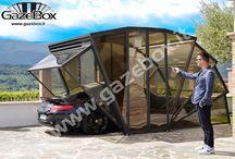 Box per auto