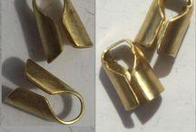 Peças para montagem de bijus