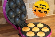 Baking with Gourmet Gadgetry's Fun Food Gadgets!! !