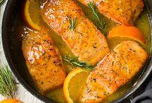 Pescatarian's recipes