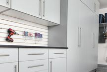 Tool Storage Ideas / Unclutter your garage tools with a storage system that will want to make you stay organized.