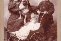Old Victorian photos / I found Victorian photos creepy and so goth :)