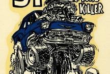 car comics
