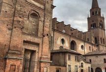 Mantova me genuit / La mia città.