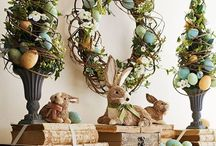 Chic Easter ideas
