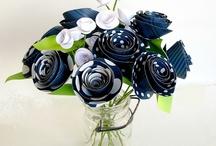 silk flower ideas