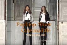 CristinaEffe / CristinaEffe collezione e catalogo primavera estate e autunno inverno abiti abbigliamento accessori scarpe borse sfilata donna.