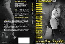 All Things* Aurora Rose Reynolds / Fan art, quotes, character casting, book covers depicting the writing of Aurora Rose Reynolds