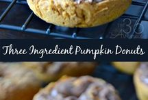 Fall Recipes / Delicious and healthy recipes to make for the Fall season for every occasion! (Dessert, Dinner, Lunch, Soup, Salad, Side Dish, Snack)