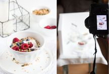 Food Photography KNOW HOW / Useful tips and tesources for learning food photography  / by Minna Herranen