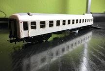 Mi coleccion de Trenes Electricos
