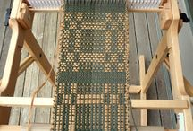 Rigid Heddle Looms and Weaving / by Andrea Mielke Schroer
