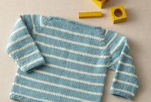 Knitted jerseys 1 year old girls