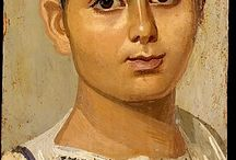 Fayum's portraits