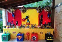 Super heroes part