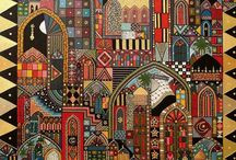 Middle East Art