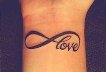 Tattoos  / by Teralee Barnett