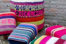 Marias Mosca - design argentino na 27ª Craft Design / A Marias Mosca vai apresentar na 27ª Craft Design, objetos artesanais com inspiração étnica. Com a composição de diferentes materiais as peças possuem uma miscelânea de histórias e culturas.