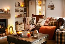 Jess' living room / Country style