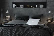 The power of Black / Black for interior design make our room look more great. simple but elegant.