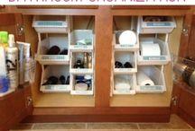 Organization Ideas / by Nicole Howerton
