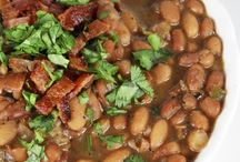 Beans Sides Recipes / by Rose Stumbaugh