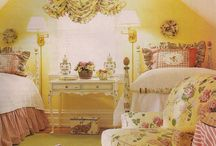 Little girl`s bedroom