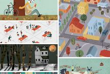 Gary Venn / Lemonade Illustration Agency / Gary Venn is represented worldwide by Lemonade Illustration Agency. Lemonade is multi-disciplined Artist Agency representing over 125 leading illustrators. This is just a small selection of images from the illustrator's portfolio.