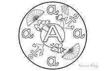 Mandalas abcdario