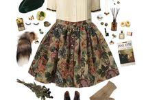 Mori X Dolly fashion