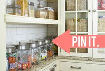 Pantry Inspiration Makeover