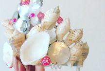 Mermaid Crowns Tiara // Havfrue Diadem