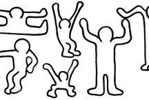 Keith Haring - Circus