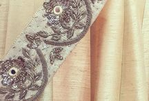 Handwork embroidered
