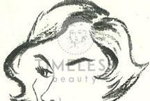 1950-1959 Make Up, Fashion, Beauty