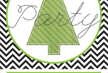Everything & Anything Chevron / everything and anything chevron! chevron invites, party decor, home goods, chevron holiday party invites, etc.