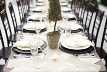 Table Settings / by Carna Lapping