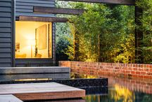 Exteriors / Innovative landscape and exterior space design