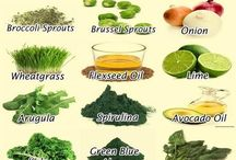 Detoxing foods