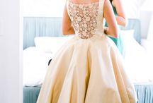 Wedding Gowns / svatební šaty, wedding dress
