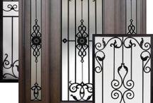grades para portas