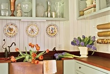 Kitchen Inspiration / by Tania Griffis