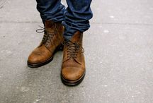 Jeans and lace up boots - how to