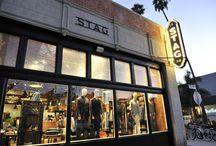 STAG Venice: A Look Inside the Store / 1338 Abbot Kinney Blvd.