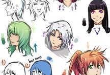 Anime Tutorials