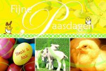 Creagaat's Cards - Easter