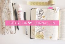 Bible Journaling / Tips, inspiration, and information about the creative way of #biblejournaling to engage the Word!! :)