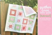 Crafts: Quilting / by Tonya {the medi-monster mommy}